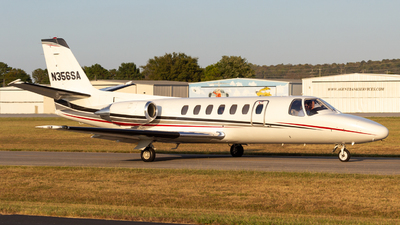 N356SA - Cessna 560 Citation V - Private