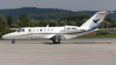 SE-RMJ - Cessna 525B CitationJet 3 - Hummingbird Aviation Services