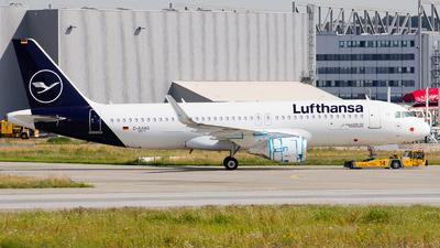 D-AXAG - Airbus A320-214 - Lufthansa