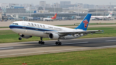 B-2323 - Airbus A300B4-605R - China Southern Airlines