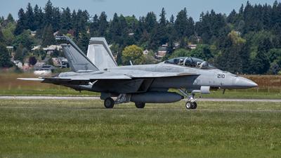 166877 - Boeing F/A-18F Super Hornet - United States - US Navy (USN)