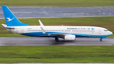 B-1915 - Boeing 737-85C - Xiamen Airlines