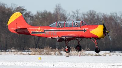 A picture of PHYAX - Aerostar Yak52 - [844007] - © Jetstar