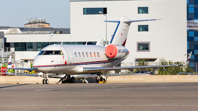 OE-LDN - Bombardier CL-600-2B16 Challenger 650 - Private