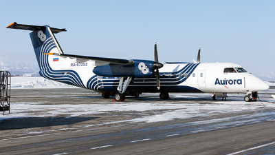RA-67253 - Bombardier Dash 8-Q311 - Aurora