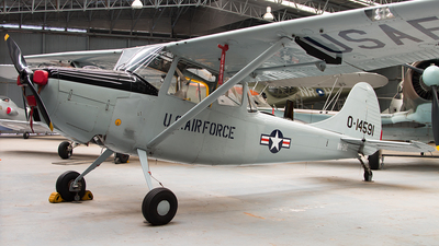VH-OIE - Cessna O-1 Bird Dog - Private