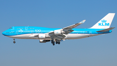 PH-BFY - Boeing 747-406(M) - KLM Royal Dutch Airlines