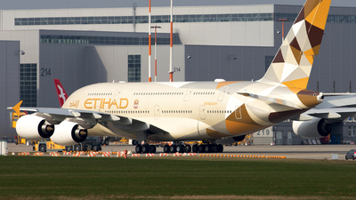 A picture of FWWAK - Airbus A380 - Airbus - © Peter Scharkowski