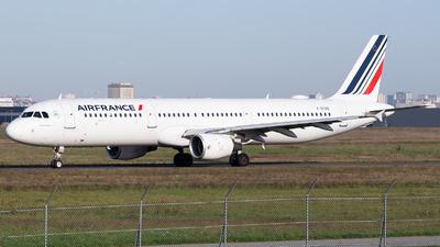 F-GTAO - Airbus A321-211 - Air France