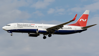 VP-BDP - Boeing 737-8AS - Nordwind Airlines