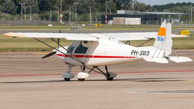 PH-3W5 - Ikarus C-42B Cyclone - Private