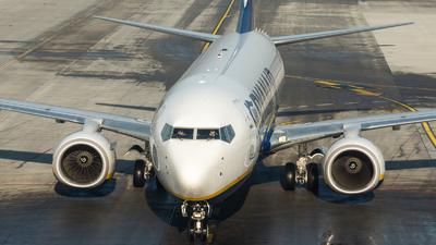 A picture of SPRSQ - Boeing 7378AS - Ryanair - © Fryderyk Kastelnik/ Fred Aviation
