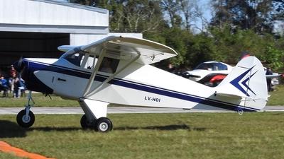 LV-HOI - Piper PA-22-135 Tri-Pacer - Private