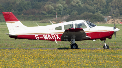 G-WARX - Piper PA-28-161 Warrior III - Private