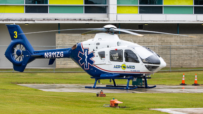 N911ZG - Eurocopter EC 135T1 - Aeromed