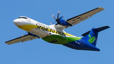 9M-MWJ - ATR 72-212A(500) - MASWings