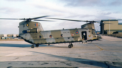 ZA705 - Boeing Chinook HC.1 - United Kingdom - Royal Air Force (RAF)