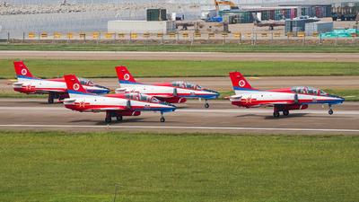 02 - Hongdu JL-8 - China - Air Force