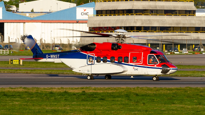 A picture of GWNST - Sikorsky S92A Helibus - CHC Helikopter Service - © Ethan Hew - p_nilly