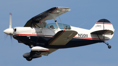 N5011 - Pitts S-2A Special - Private