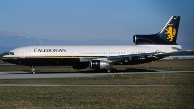 G-BBAI - Lockheed L-1011-1 Tristar - Caledonian Airways