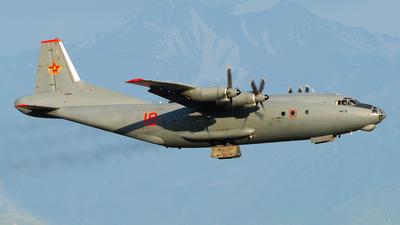 18 - Antonov An-12BK - Kazakhstan - Air Force