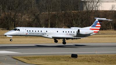 N680AE - Embraer ERJ-145LR - American Eagle (Envoy Air)