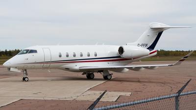 C-FFIK - Bombardier BD-100-1A10 Challenger 350 - Private