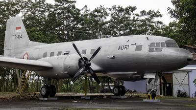 T-414 - Avia Av-14F - Indonesia - Air Force