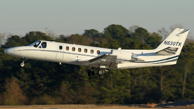 N630TK - Cessna 560 Citation V - Private
