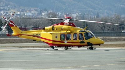 I-WOOD - Agusta-Westland AW-139 - Air Green