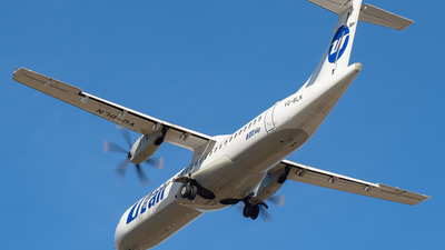 VQ-BLN - ATR 72-212A(500) - UTair Aviation