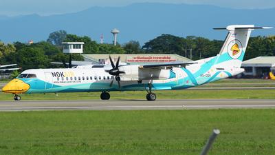 HS-DQH - Bombardier Dash 8-Q402 - Nok Air