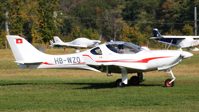 HB-WZO - AeroSpool Dynamic WT9 - Private