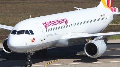 D-AIQP - Airbus A320-211 - Germanwings