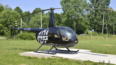 SP-GRS - Robinson R44 Raven II - Private