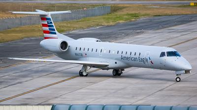N667GB - Embraer ERJ-145LR - American Eagle (Envoy Air)