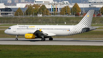 EC-LUN - Airbus A320-232 - Vueling Airlines