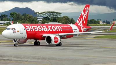 9M-AGX - Airbus A320-251N - AirAsia