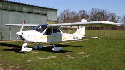PH-4M6 - Tecnam P92 Echo - Private