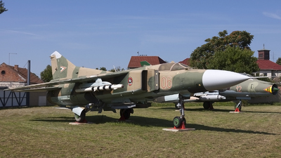06 - Mikoyan-Gurevich MiG-23MF Flogger B - Hungary - Air Force