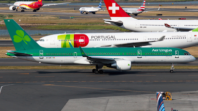 EI-LBS - Boeing 757-2Q8 - Aer Lingus (ASL Airlines)