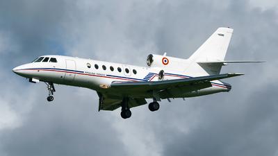 27 - Dassault Falcon 50 - France - Air Force