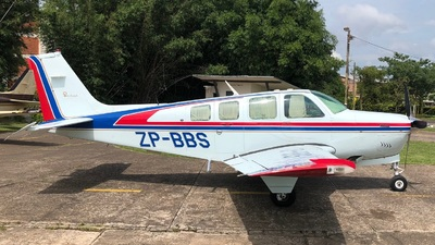 ZP-BBS - Beechcraft A36 Bonanza - Private