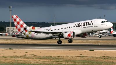 A picture of ECNOQ - Airbus A320216 - Volotea - © Javier Rodriguez - Amics de Son Sant Joan