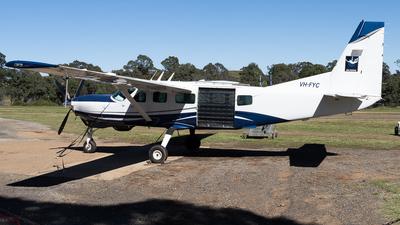VH-FYC - Cessna 208 Caravan - Skydive