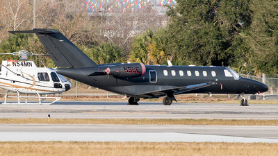 N9CE - Cessna 525B CitationJet 3 - Private