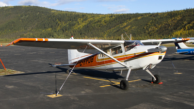 C-FPDB - Cessna 185A Skywagon - Private