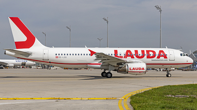 OE-LOQ - Airbus A320-214 - LaudaMotion