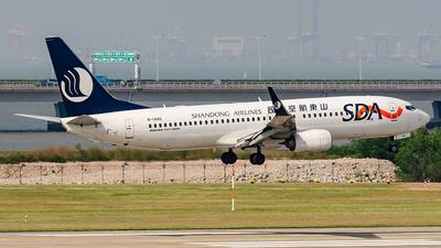 B-1440 - Boeing 737-85N - Shandong Airlines